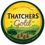 Thatcher's Gold Badge