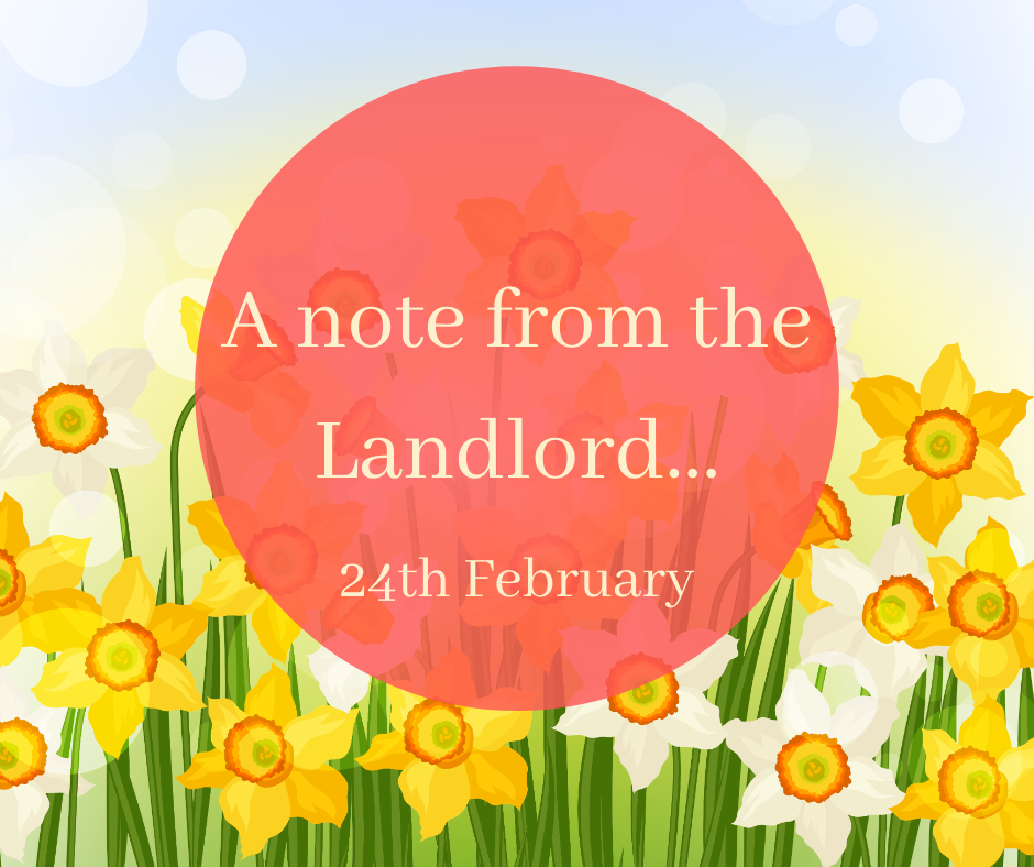 A COVID-19 update for February