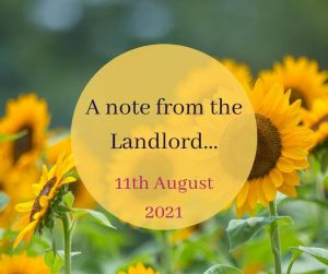 Read more about the article A note from the Landlord